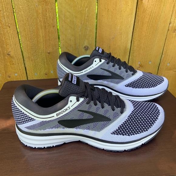 New Men Brooks Revel Running Shoe